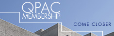 Memberships at QPAC