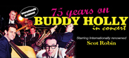 75 Years on Buddy Holly in Concert