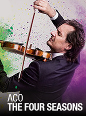 QPAC - ACO The Four Seasons - Concert Hall, QPAC - Tickets & Dining Packages
