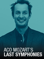QPAC - ACO Mozart's Last Symphonies with Richard Tognetti - Concert Hall, QPAC - Tickets & Dining Packages