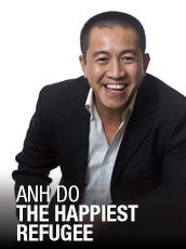 QPAC - Anh Do - The Happiest Refugee - Concert Hall, QPAC, Brisbane - Tickets & Dining Packages