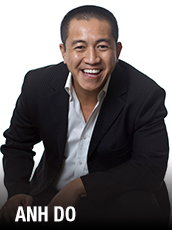 QPAC - Anh Do - The Happiest Refugee Live! - Lyric Theatre, QPAC - Tickets & Dining Packages