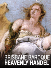 QPAC - Heavenly Handel - Concert Hall, QPAC - Tickets & Dining Packages
