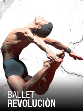 QPAC - Ballet Revolución - Lyric Theatre, QPAC, Brisbane - Tickets & Dining Packages