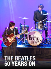 QPAC - Beatlemania - The Beatles 50 Years On - Concert Hall, QPAC - Tickets & Dining Packages