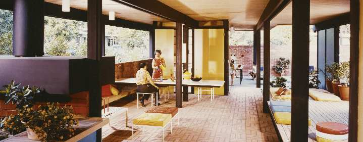 California Design 1930-65: Living in a Modern Way - Queensland Art Gallery, Cultural Precinct, South Bank, Brisbane - Tickets