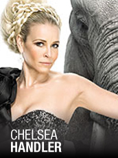 QPAC - Chelsea Handler – Uganda Be Kidding Me Live tour - Concert Hall, QPAC, Brisbane - Tickets & Dining Packages