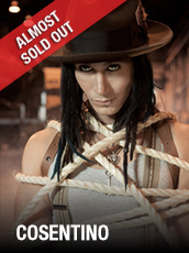 QPAC - Cosentino - Lyric Theatre, QPAC - Tickets & Dining Packages
