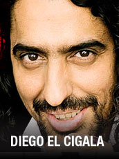 QPAC - Diego El Cigala - Concert Hall, QPAC, Brisbane - Tickets & Dining Packages