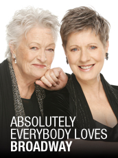 QPAC - Absolutely Everybody Loves Broadway - Concert Hall, QPAC - Tickets & Dining Packages