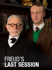 QPAC - Freud's Last Session - Cremorne Theatre, QPAC - Tickets & Packages