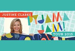 Justine Clarke's Pyjama Jam! Tour 2015