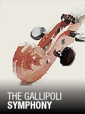 QPAC - The Gallipoli Symphony - Concert Hall, QPAC - Tickets & Dining Packages