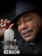QPAC - George Benson Live In Concert - Concert Hall, QPAC, Brisbane - Tickets & Dining Packages
