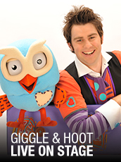 QPAC - Giggle & Hoot & Friends Live on Stage  - Concert Hall, QPAC, Brisbane - Tickets & Dining Packages