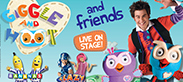 Giggle & Hoot & Friends Live on Stage