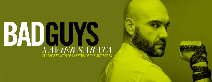 Xavier Sabata  - Federation Hall, Hobart - Tickets