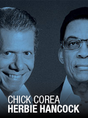 QPAC - Chick Corea & Herbie Hancock - Concert Hall, QPAC - Tickets & Dining Packages