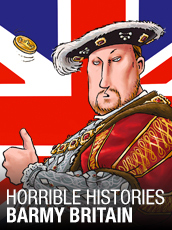 QPAC - Horrible Histories Barmy Britain - Concert Hall, QPAC - Tickets & Dining Packages