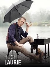 QPAC - Hugh Laurie - Concert Hall, QPAC, Brisbane - Tickets & Dining Packages
