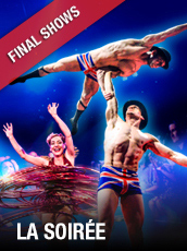 QPAC - LA SOIRÉE - Playhouse (In the Round), QPAC - Tickets & Packages