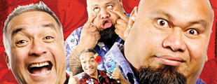 The Laughing Samoans - Funny Chokers