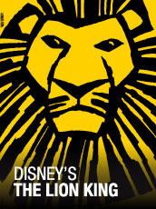 QPAC - Disney's The Lion King - Lyric Theatre, QPAC - Tickets & Dining Packages