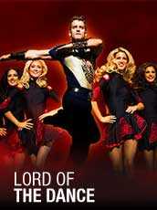 QPAC - Lord of the Dance: Dangerous Games - Concert Hall, QPAC - Tickets & Dining Packages