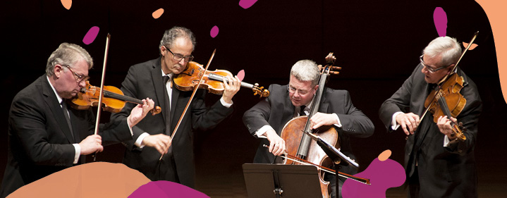 Emerson String Quartet - Conservatorium Theatre, Queensland