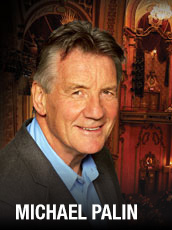 QPAC - LATERAL EVENTS wasn't expecting... MICHAEL PALIN LIVE ON STAGE - Concert Hall, QPAC - Tickets & Dining Packages
