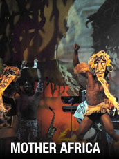QPAC - Mother Africa - Playhouse, QPAC, Brisbane - Tickets & Packages