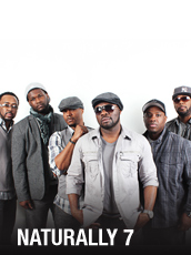 QPAC - Naturally 7 - Concert Hall, QPAC, Brisbane - Tickets & Dining Packages