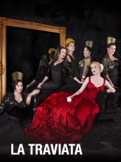 QPAC - La traviata - Lyric Theatre, QPAC - Tickets & Dining Packages