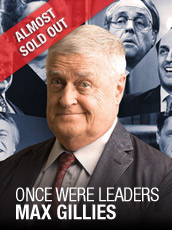 QPAC - Once Were Leaders - Cremorne Theatre, QPAC - Tickets & Packages