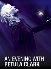QPAC - An Evening with Petula Clark - Concert Hall, QPAC, Brisbane - Tickets & Dining Packages