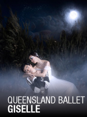 QPAC - Queensland Ballet - Giselle - Playhouse, QPAC, Brisbane - Tickets & Packages