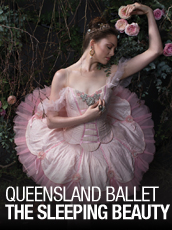 QPAC - The Sleeping Beauty - Lyric Theatre, QPAC - Tickets & Dining Packages