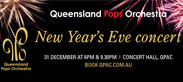 QLD Pops 30th New Year's Eve Gala