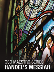 QPAC - Maestro Series 12: Handel's Messiah - Concert Hall, QPAC - Tickets & Dining Packages