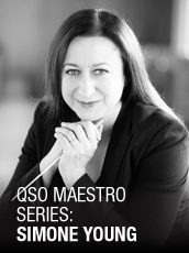 QPAC - Maestro Series 8: Simone Young - Concert Hall, QPAC - Tickets & Dining Packages