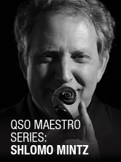 QPAC - Maestro Series 9: Shlomo Mintz - Concert Hall, QPAC - Tickets & Dining Packages