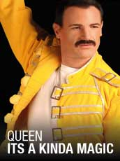 QPAC - Queen - It's A Kinda Magic - Concert Hall, QPAC - Tickets & Dining Packages