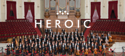 Royal Concertgebouw Orchestra: Program 1 - Heroic