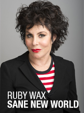 QPAC - Ruby Wax – Sane New World - Cremorne Theatre, QPAC - Tickets & Packages