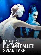 QPAC - Imperial Russian Ballet: Swan Lake - Concert Hall, QPAC - Tickets & Dining Packages