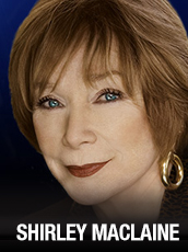 QPAC - An Intimate Evening with Shirley MacLaine - Lyric Theatre, QPAC, Brisbane - Tickets & Dining Packages
