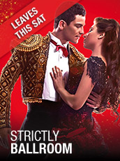QPAC - Strictly Ballroom The Musical - Lyric Theatre, QPAC - Tickets & Dining Packages