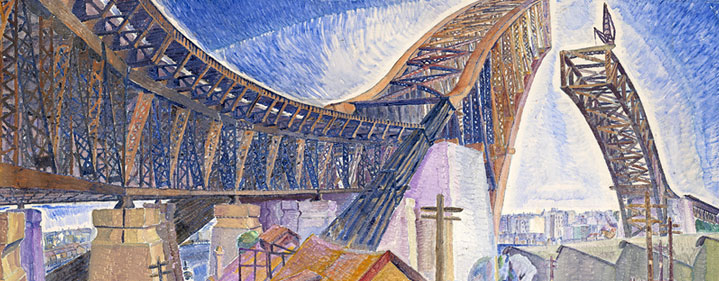 Sydney moderns: art for a new world - Art Gallery of NSW, The Domain Sydney NSW - Tickets