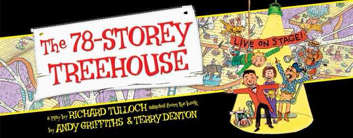 the 78storey treehouse qut gardens theatre tickets
