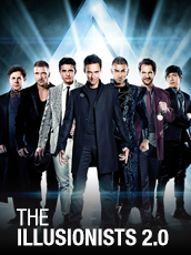 QPAC - The Illusionists 2.0 - Concert Hall, QPAC, Brisbane - Tickets & Dining Packages